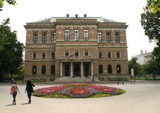 Free New EU Member / Croatian Academy Of Sciences And Arts Royalty Free Stock Photo - 31489555