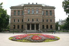 Free New EU Member / Croatian Academy Of Sciences And Arts Stock Photo - 31489570