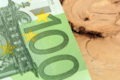New euro banknotes Royalty Free Stock Photo