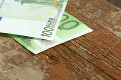 New euro banknotes Royalty Free Stock Photography