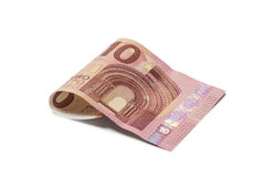 New 10 Euro Bill Stock Photos