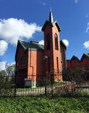 New Evangelical Lutheran Church Royalty Free Stock Photos