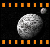 New Exoplanets Royalty Free Stock Images