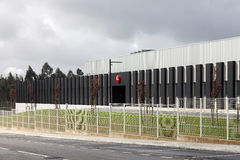 The new factory of the iconic Leica camera manufacturer in Portugal Stock Photos
