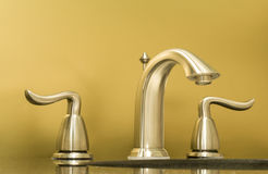 New faucet Stock Image