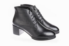 New female boots Stock Image