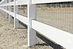 New Fence Stock Images