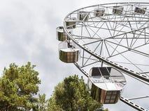 New Ferris wheel, Pervouralsk, Urals, Russia Stock Images
