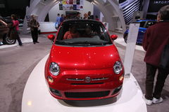 New Fiat 500 Sport Stock Images