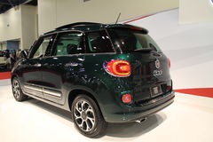 New fiat 500L Royalty Free Stock Photo