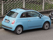New Fiat 500 Stock Images