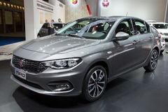 New Fiat Tipo 2016 Royalty Free Stock Image