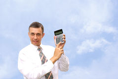 New finance  technology Royalty Free Stock Photography