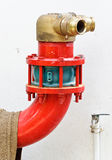 New fire hydrant Stock Images