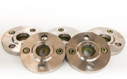 New flanges Royalty Free Stock Image