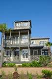 New Florida Beach House Stock Photo