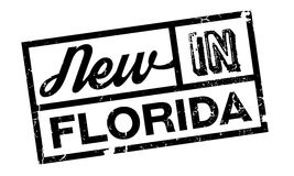 New In Florida rubber stamp Royalty Free Stock Photo