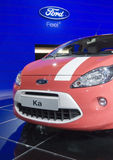New Ford Ka Royalty Free Stock Photography
