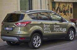 New ford kuga Stock Image