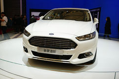 New ford mondeo Stock Photos