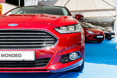 New Ford Mondeo Royalty Free Stock Photography