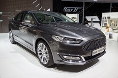 New Ford Mondeo Vignale car Stock Photo