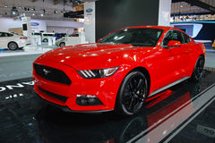 The new 2015 Ford Mustang Stock Images