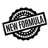 New Formula rubber stamp Stock Photo