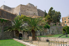 New Fortress Stock Photography