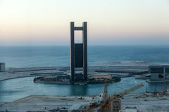 New Four Seasons Hotel in Bahrain Stock Images