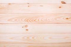 New fresh wooden surface with bright texture. New fresh wooden surface with bright texture on it. Pine pattern royalty free stock images