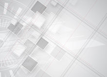 New future technology concept abstract background Royalty Free Stock Images