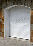 New garage door Stock Photos