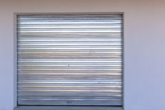 New Garage Door Stock Photography
