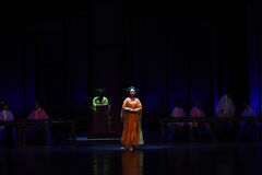 A new generation of the Empress Dowager-death feast-Modern drama Empresses in the Palace Stock Photos