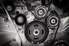New generation  engine Stock Photography