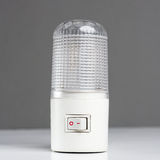 A new generic LED night light that turns on automatically in darkness Royalty Free Stock Image