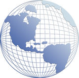 New Globe Royalty Free Stock Photos