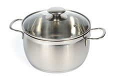 New Glossy Pan Stock Photography