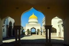 New Grand Mosque Stock Photo