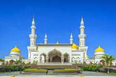 New Grand Mosque Royalty Free Stock Photography