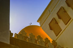 New Grand Mosque Royalty Free Stock Image