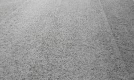 New gray asphalt closeup Royalty Free Stock Photography