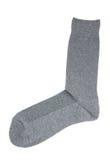 New Gray Sock Stock Photography