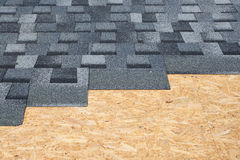 Asphalt Roofing Material Stock Photo Image 54048736