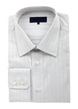 New grey man's shirt Stock Photography