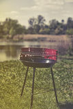 New grill Royalty Free Stock Images