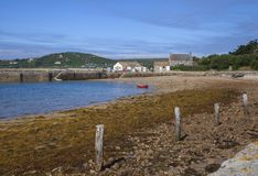 New Grimsby, Tresco, Isles of Scilly, England Stock Photography