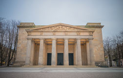 New guardhouse, Berlin, Germany. Neoclassical building in Berlin Royalty Free Stock Photography