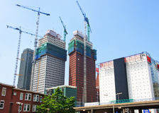 New The Hague Skyline To Come Stock Image